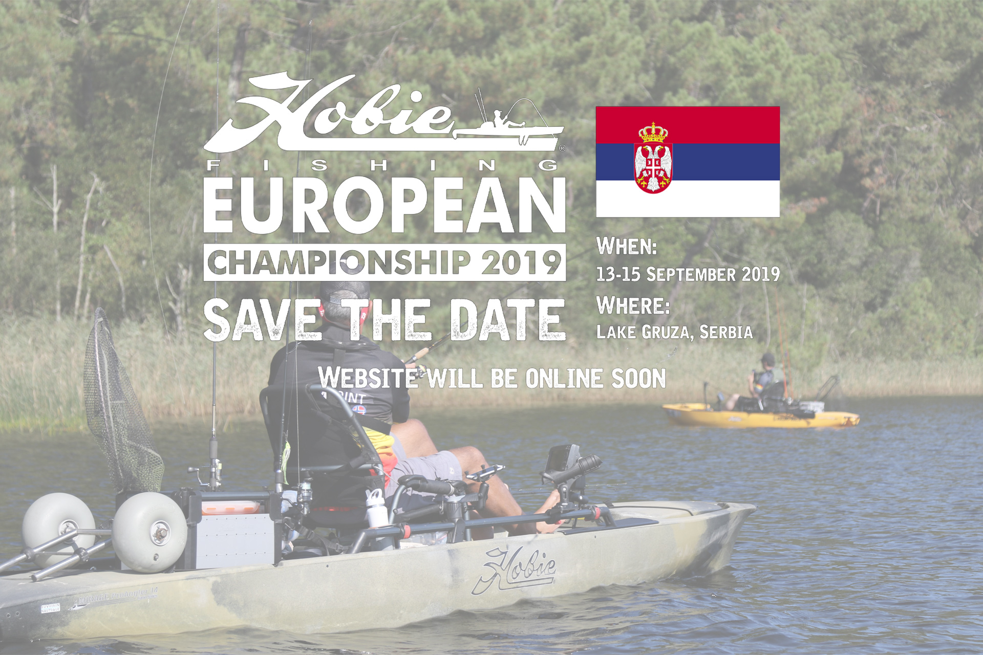 6th Hobie Fishing Euros