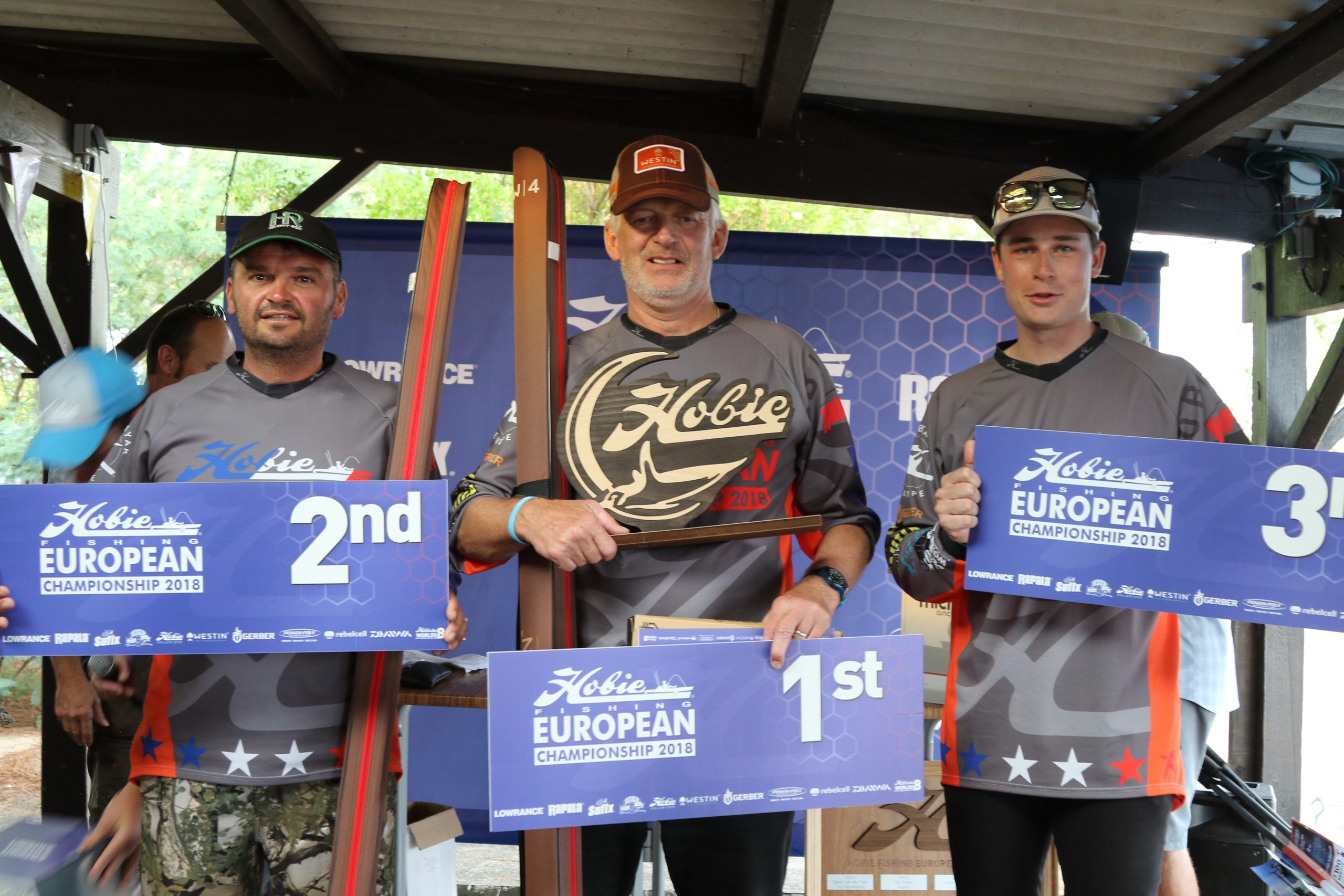 Micheal McGuire (UK) is the 5th Hobie Fishing European Champion!!