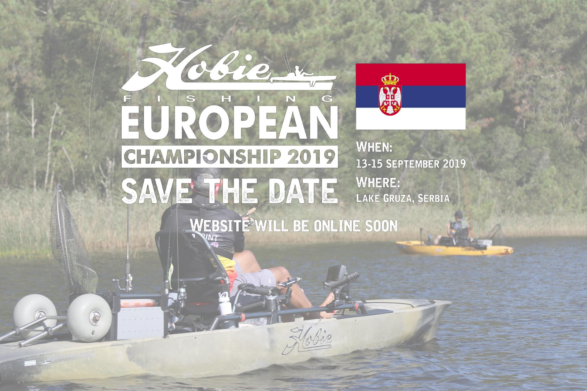 6th Hobie Fishing Euros