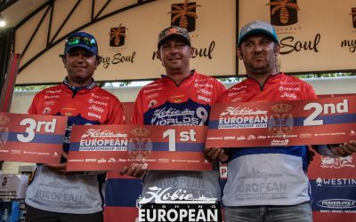 Frédéric Portner (FR) wins the Hobie Fishing European Championship 2019!